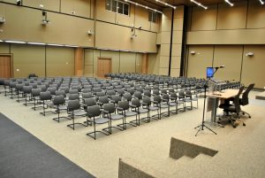 Auditório 2 – 100 pessoas